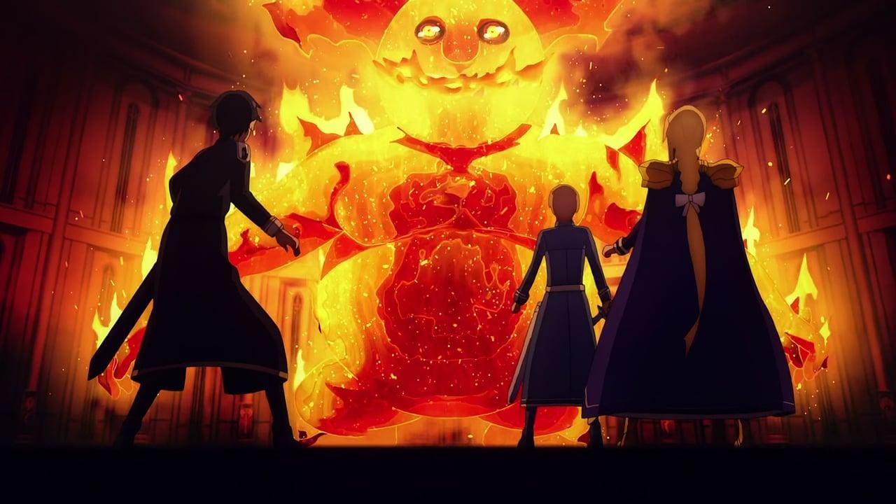 Sword Art Online Episode: Titan of the Sword