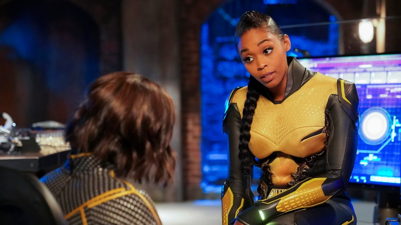 Black Lightning Episode: The Book of the Apocalypse Chapter Two The Omega