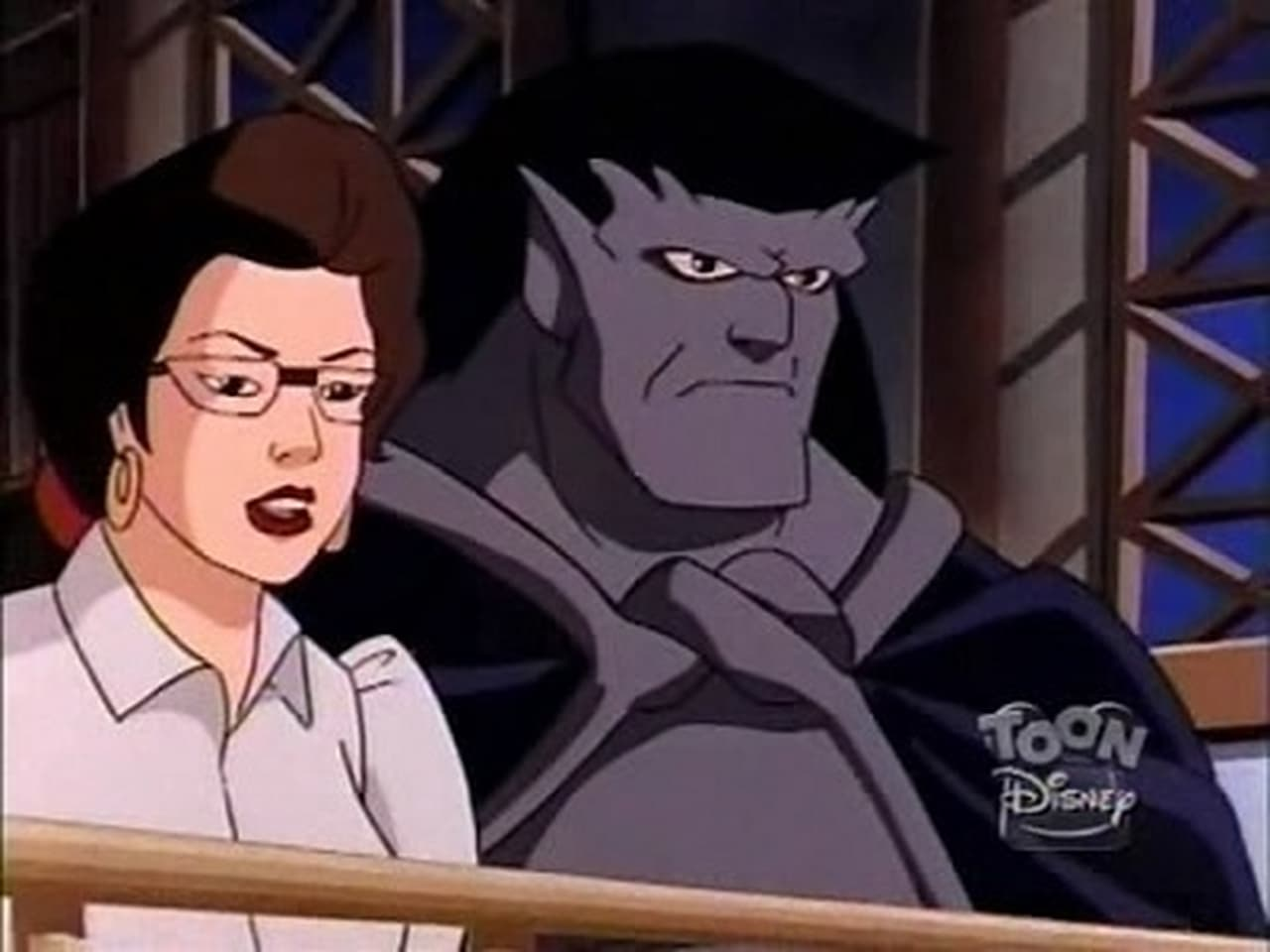 Gargoyles Episode: And Justice For All