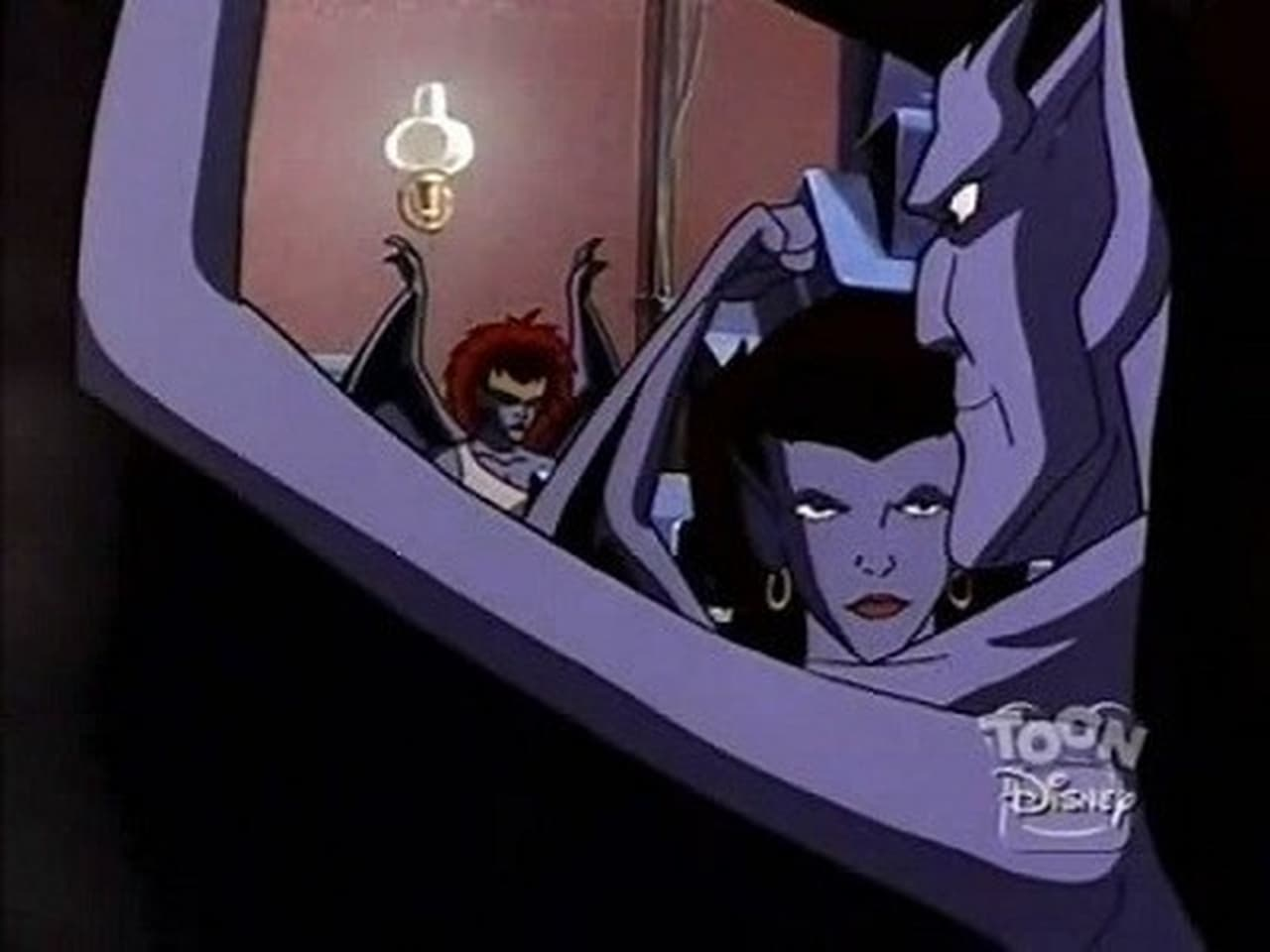 Gargoyles Episode: Generations