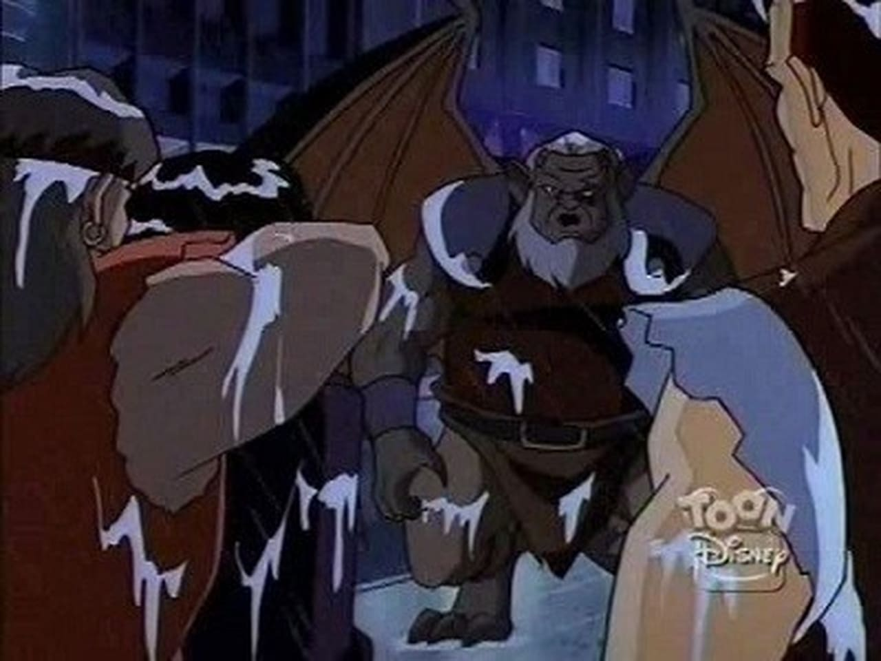 Gargoyles Episode: For It May Come True