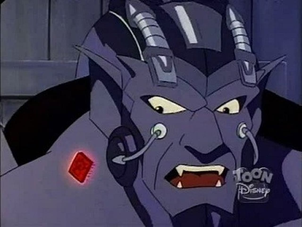 Gargoyles Episode: To Serve Mankind