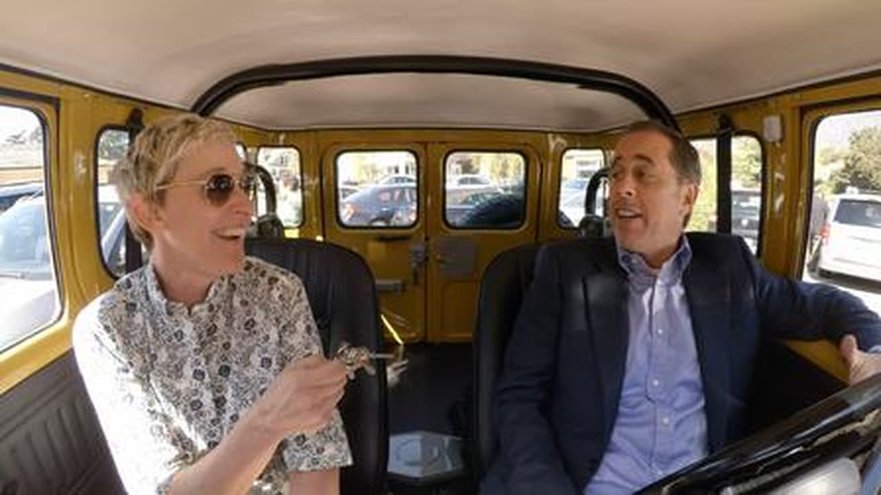 Comedians in Cars Getting Coffee Episode: Ellen DeGeneres You Said It Wasnt Funny