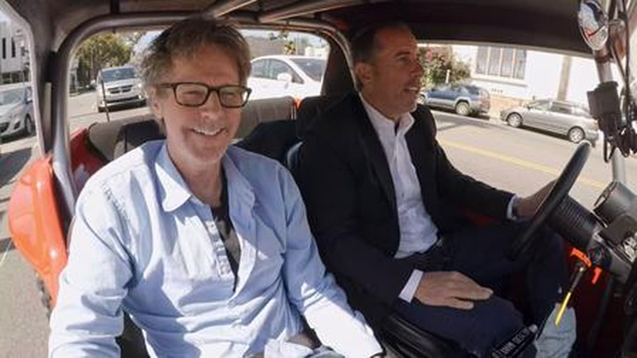 Comedians in Cars Getting Coffee Episode: Dana Carvey Na Ga Do It