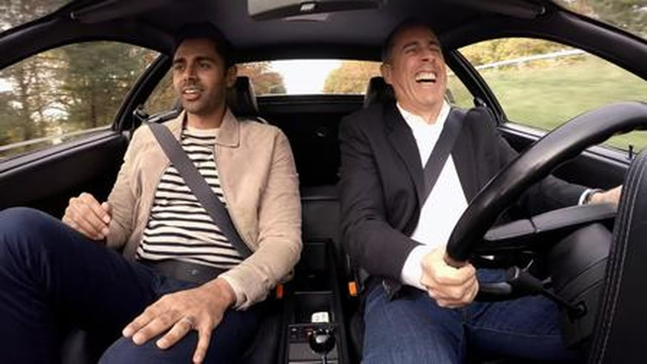 Comedians in Cars Getting Coffee Episode: Hasan Minaj Nobody Cries at a Joke