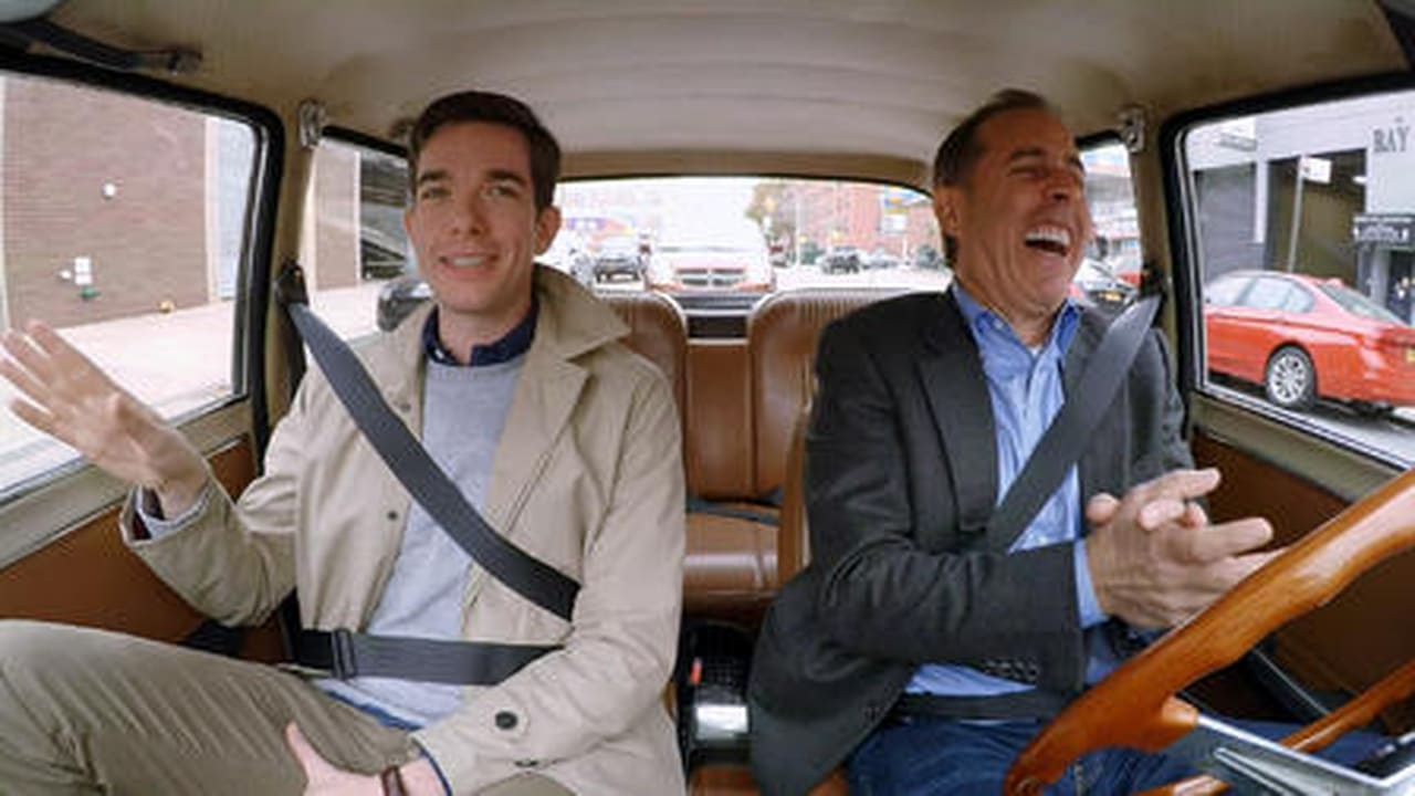 Comedians in Cars Getting Coffee Episode: John Mulaney A Hooker in the Rain