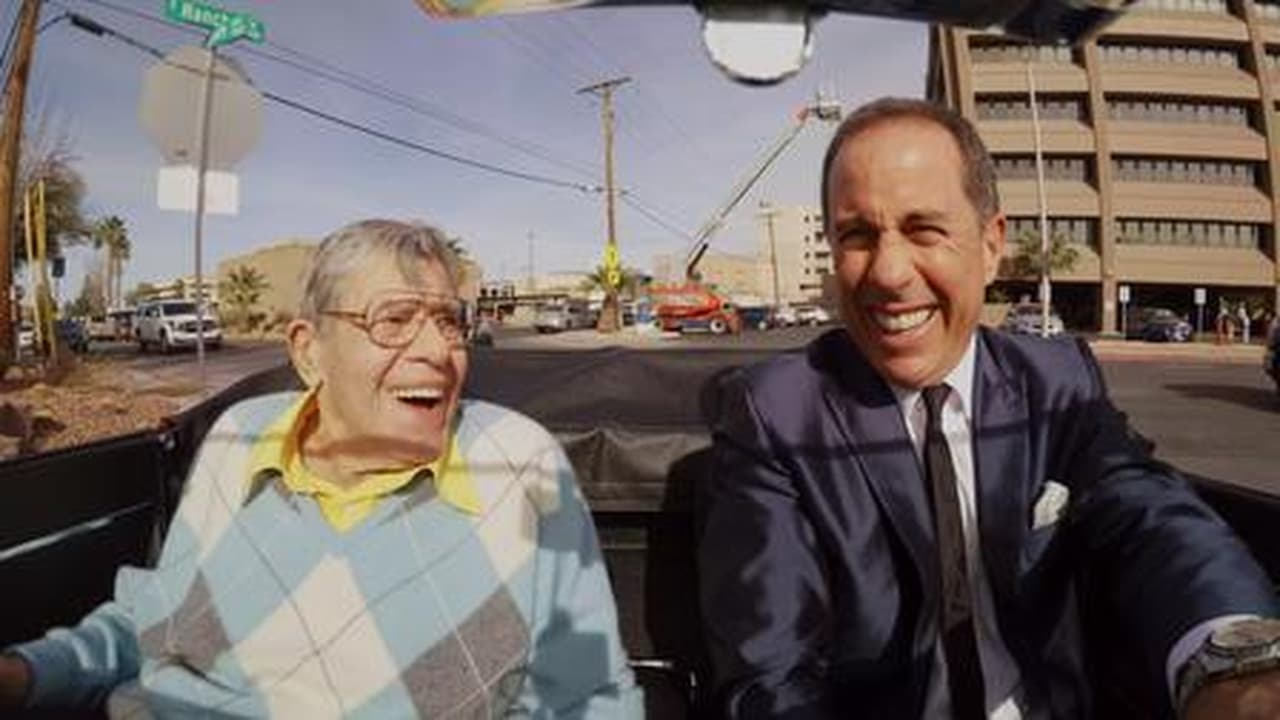 Comedians in Cars Getting Coffee Episode: Jerry Lewis Heeres Jerry