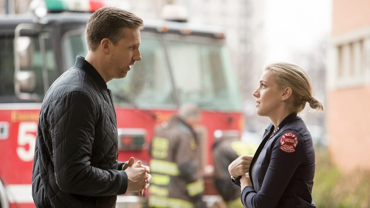 Chicago Fire Episode: Im Not Leaving You