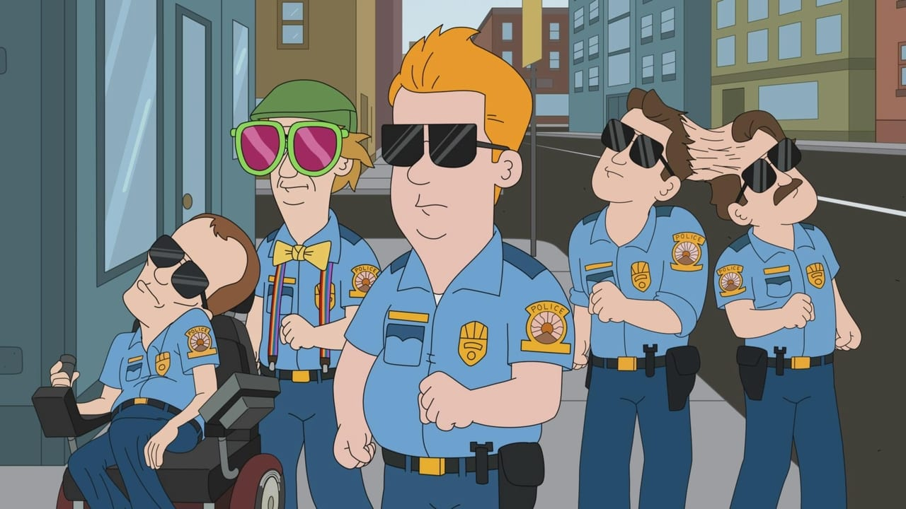 Paradise PD Episode: Task Force