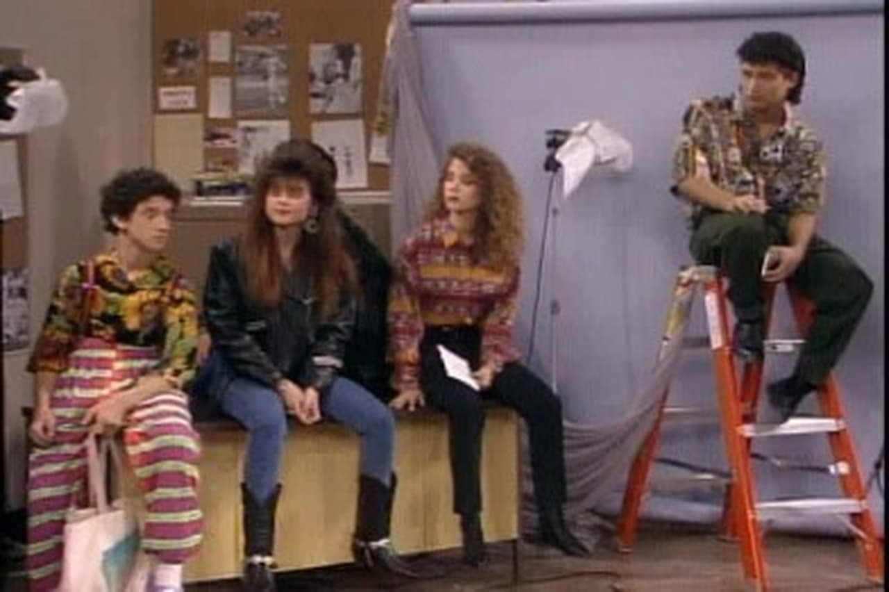 Saved by the Bell Episode: The Video Yearbook