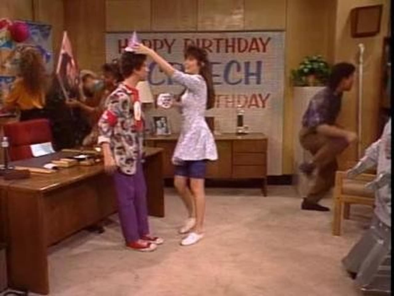 Saved by the Bell Episode: Screechs Birthday