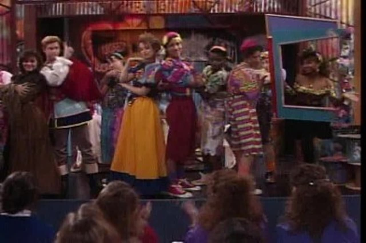 Saved by the Bell Episode: Snow White and the Seven Dorks