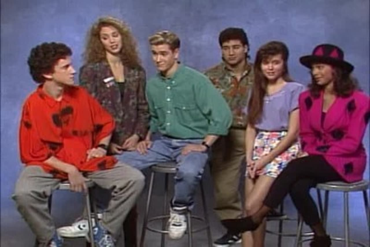 Saved by the Bell Episode: Graduation