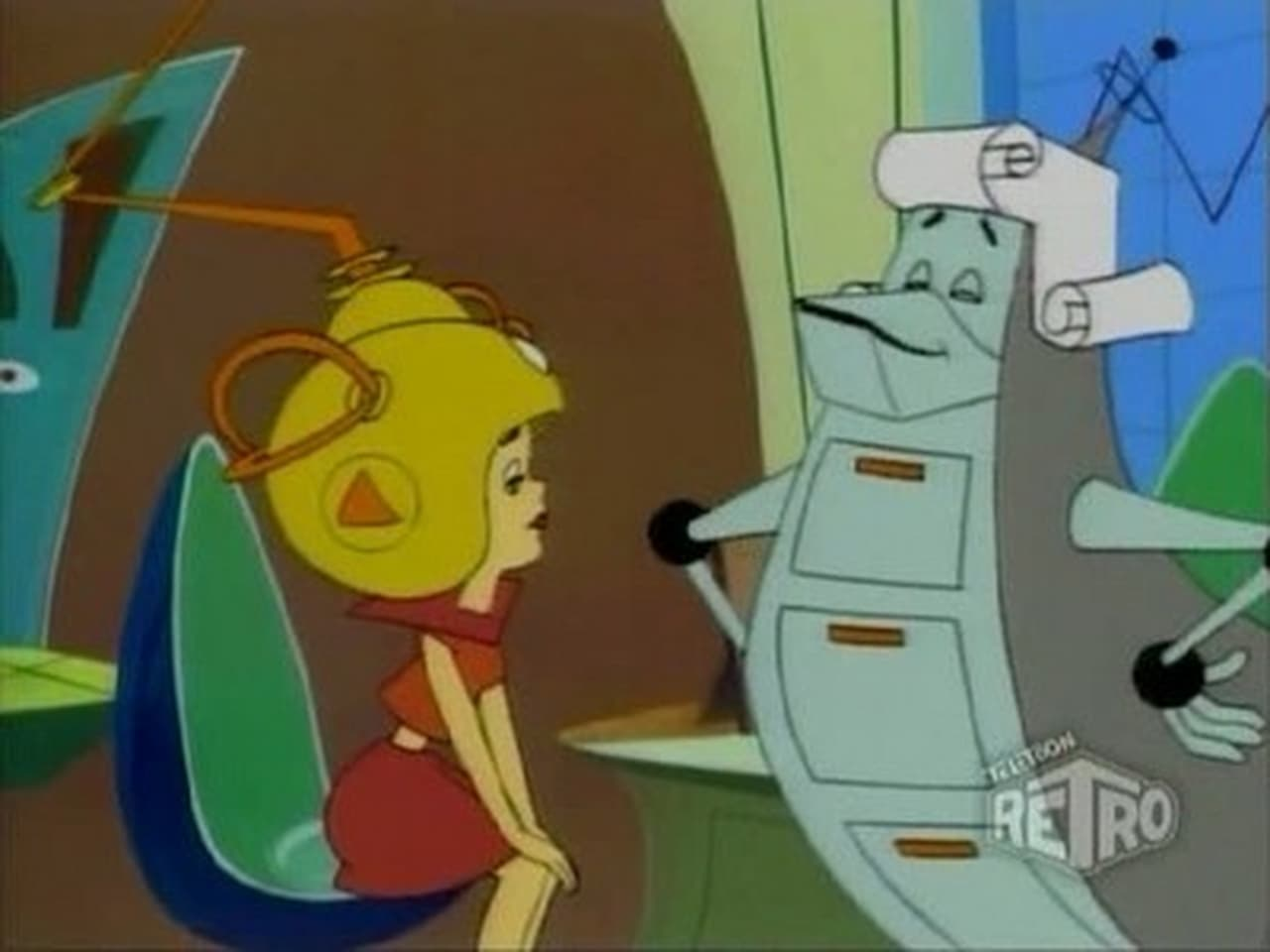 The Jetsons Episode: ASTROnomical IQ