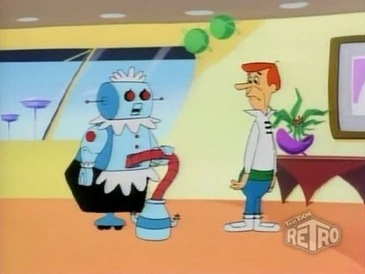 The Jetsons Episode: Wedding Bells for Rosie
