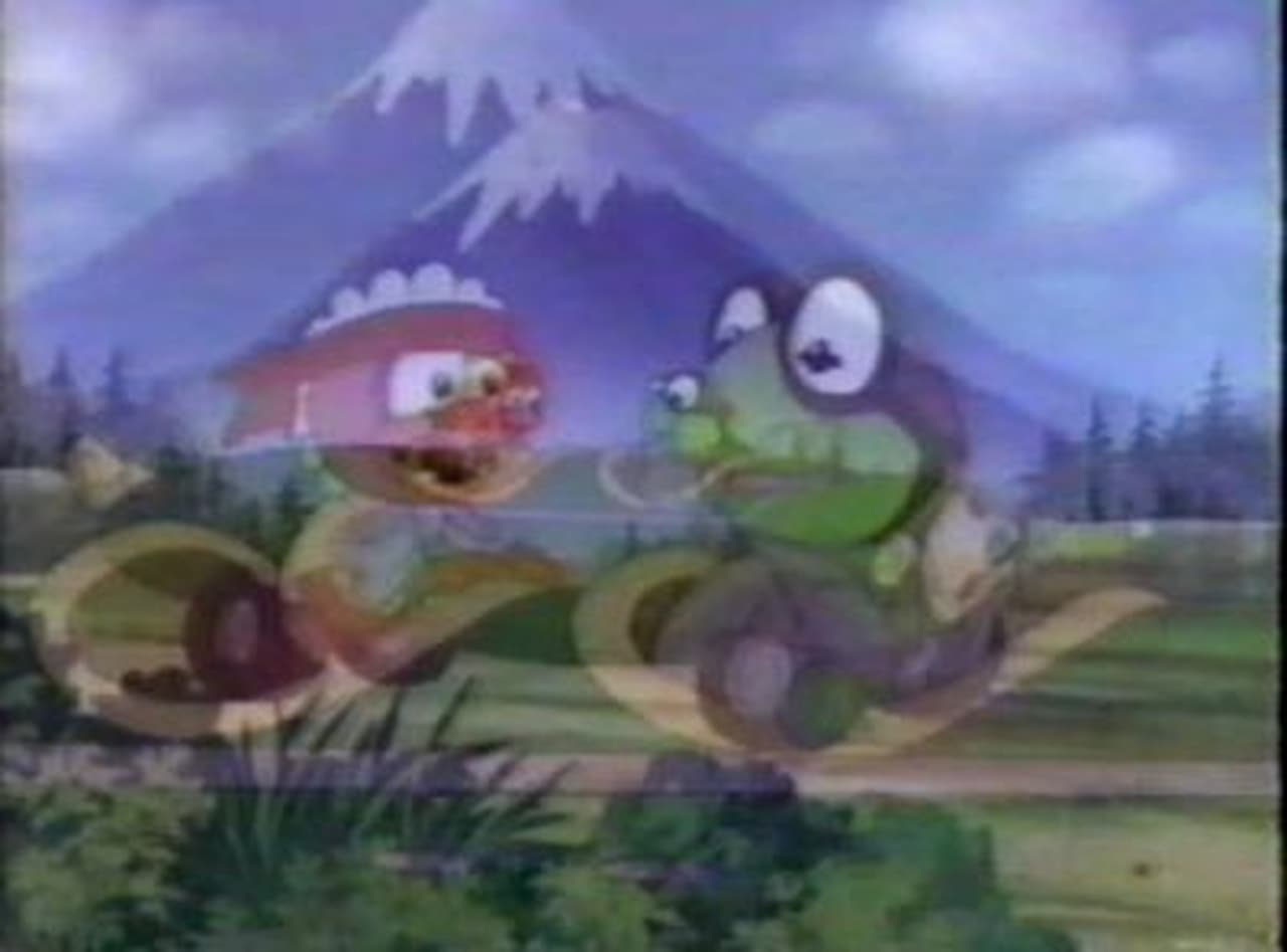 Muppet Babies Episode: In Search of Bronze Beatle