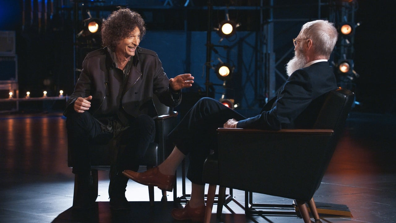 My Next Guest Needs No Introduction With David Letterman Episode: Howard Stern