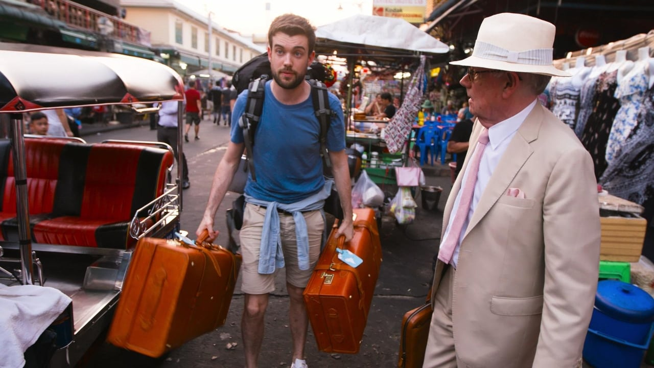 Jack Whitehall Travels with My Father Episode: Episode 1