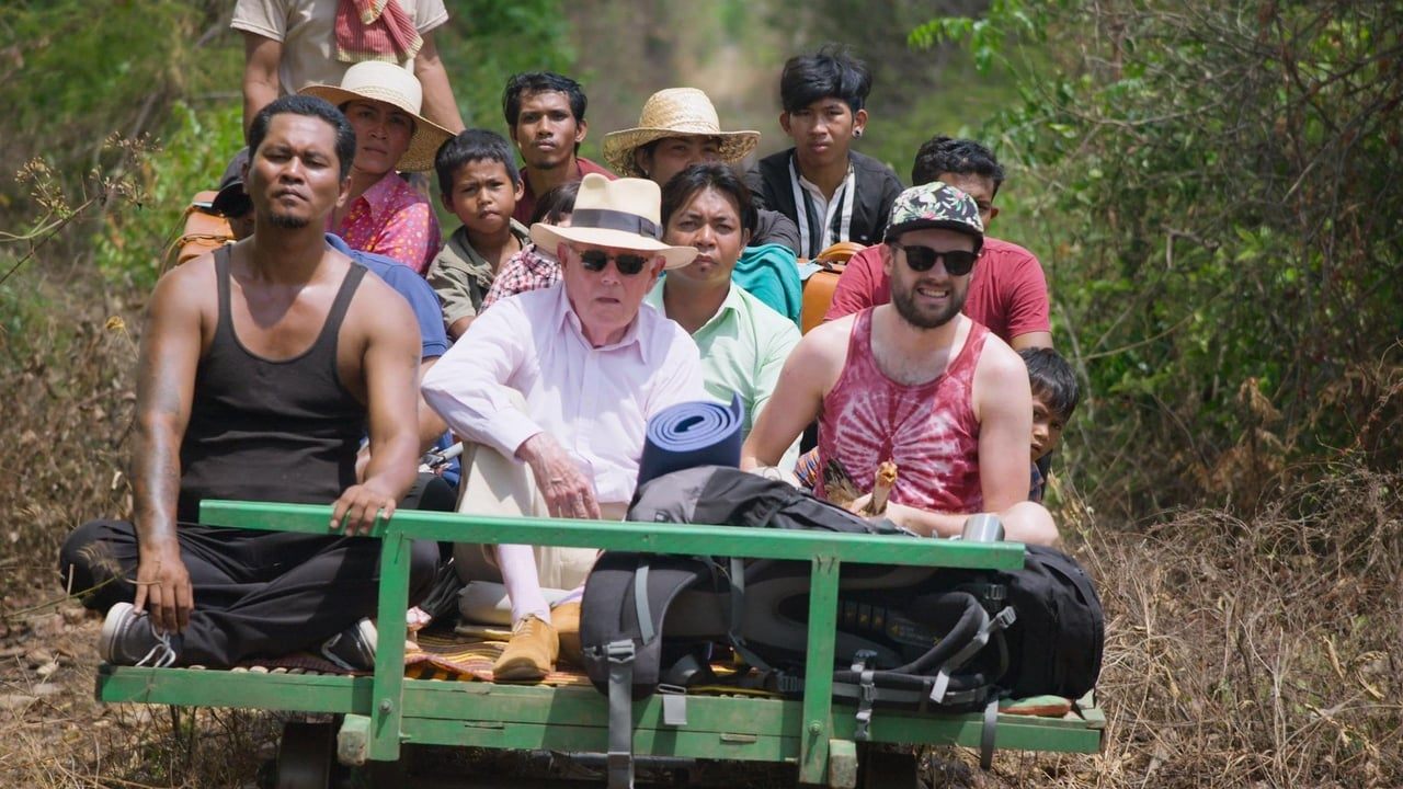 Jack Whitehall Travels with My Father Episode: Episode 4