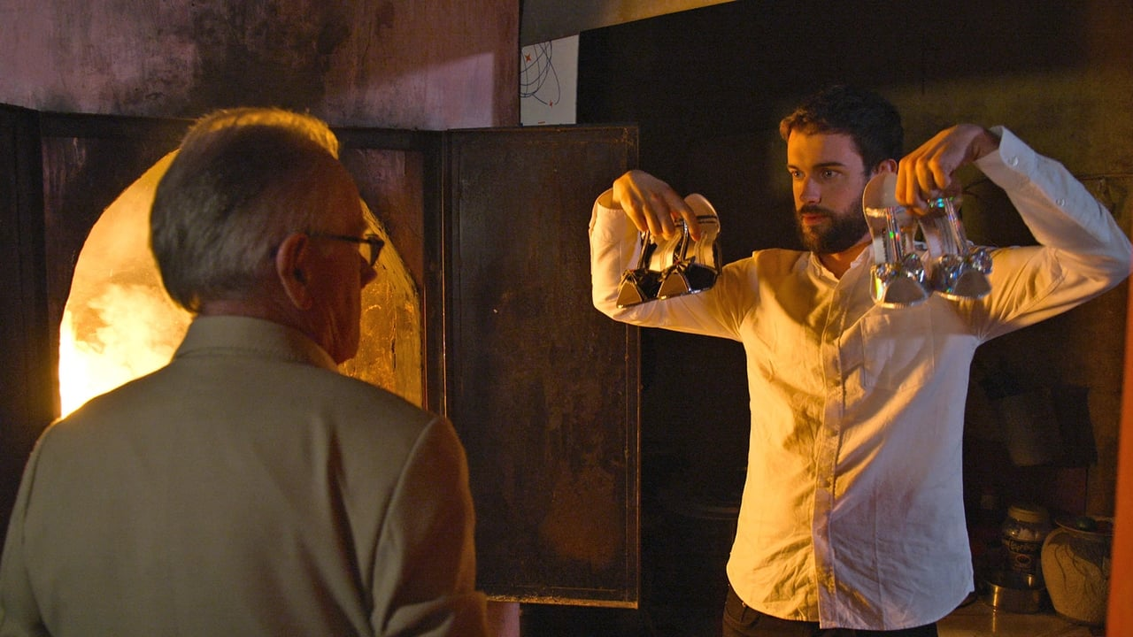 Jack Whitehall Travels with My Father Episode: Episode 6