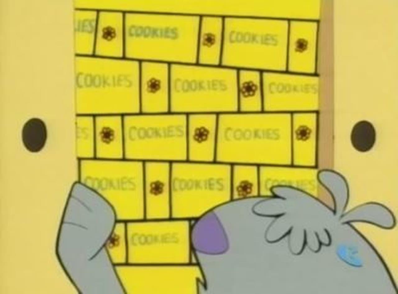 2 Stupid Dogs Episode: Cookies Ookies Blookies