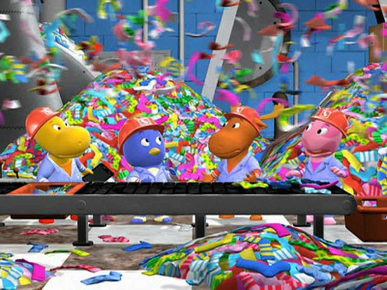 The Backyardigans Episode: The Magic Skateboard