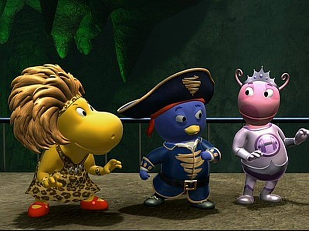 The Backyardigans Episode: Super Team Awesome