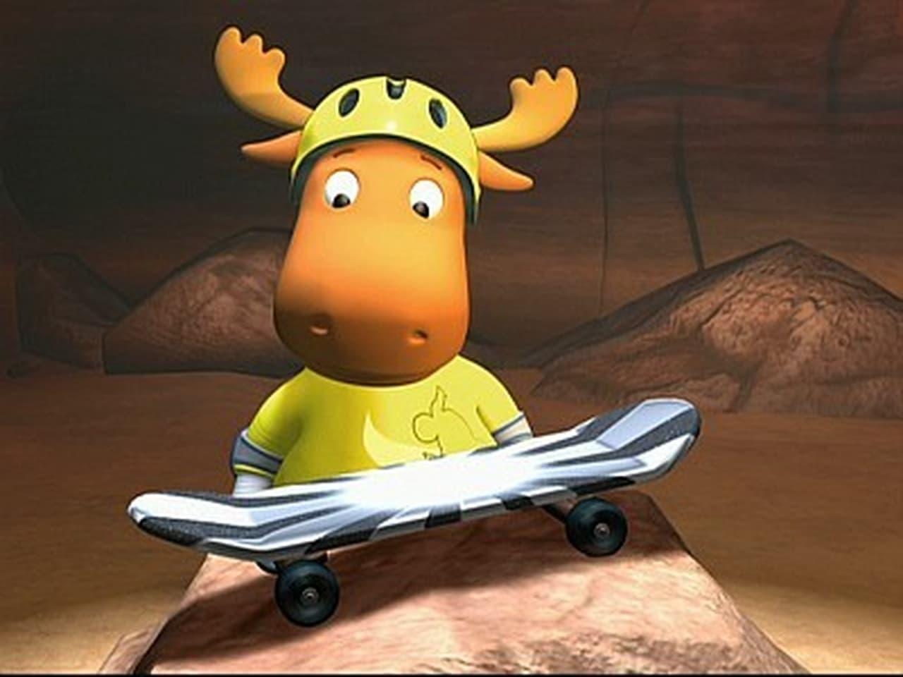 The Backyardigans Episode: Elephant on the Run