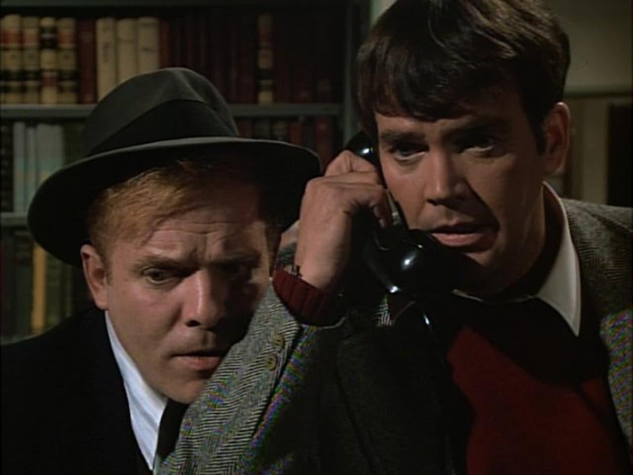 Ellery Queen Episode: The Adventure of the Wary Witness