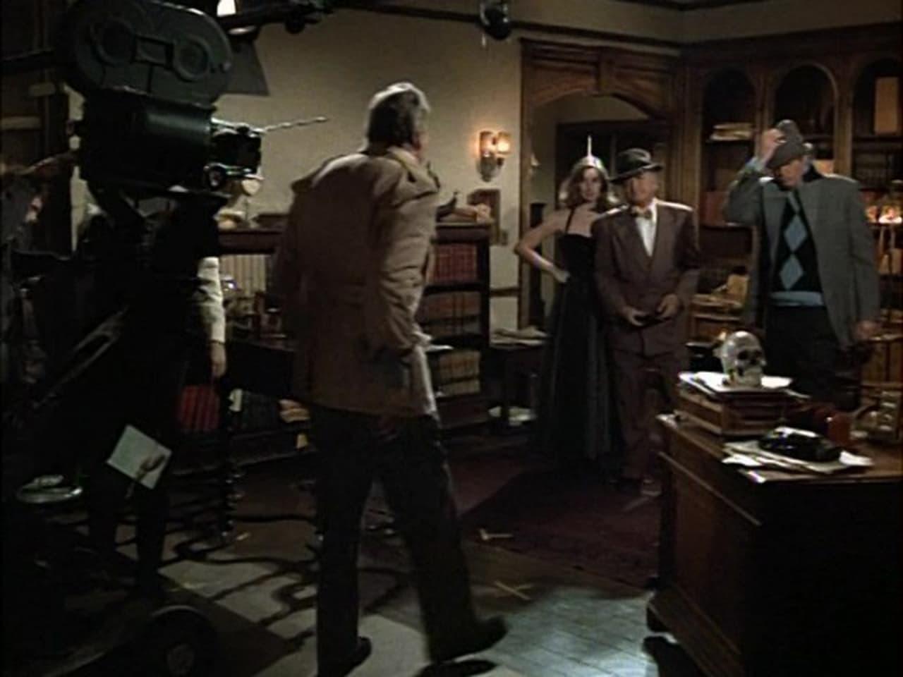 Ellery Queen Episode: The Adventure of the Sinister Scenario