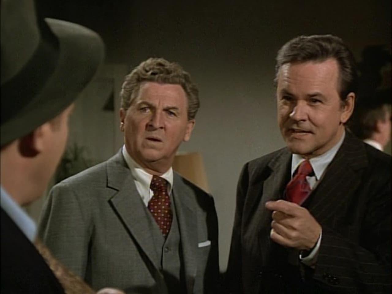 Ellery Queen Episode: The Adventure of the Hard Hearted Huckster