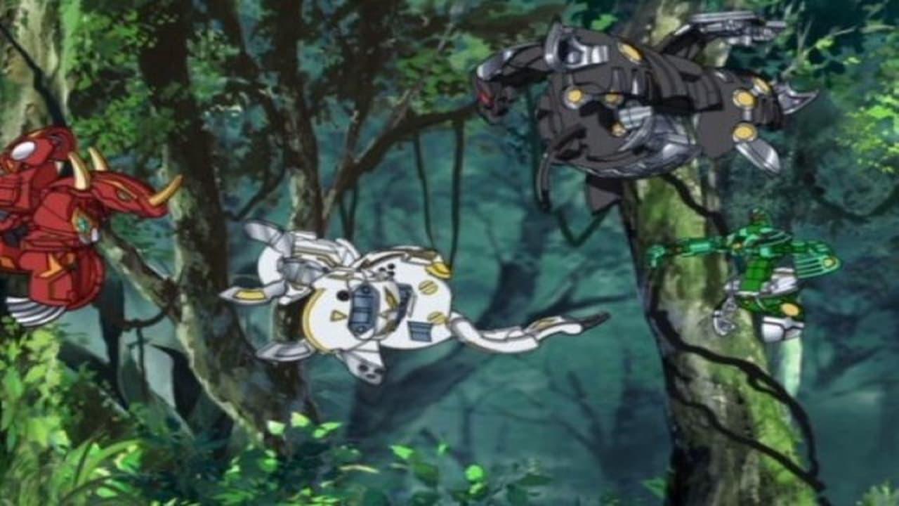 Bakugan Battle Brawlers Episode: Evil Evolution