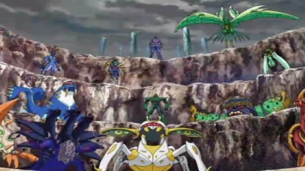 Bakugan Battle Brawlers Episode: Blast from the Past