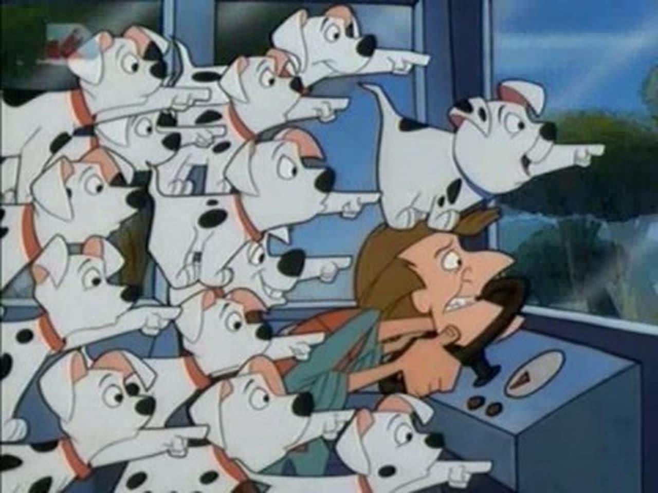 101 Dalmatians The Series Episode: Dalmatian Vacation 1 Road Warriors
