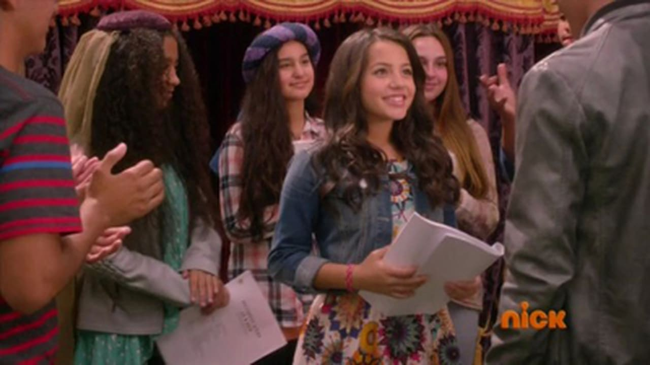 100 Things to Do Before High School Episode: Leave Your Mark Thing