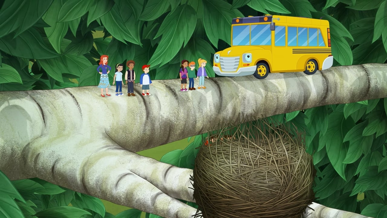 The Magic School Bus Rides Again Episode: Claw and Order