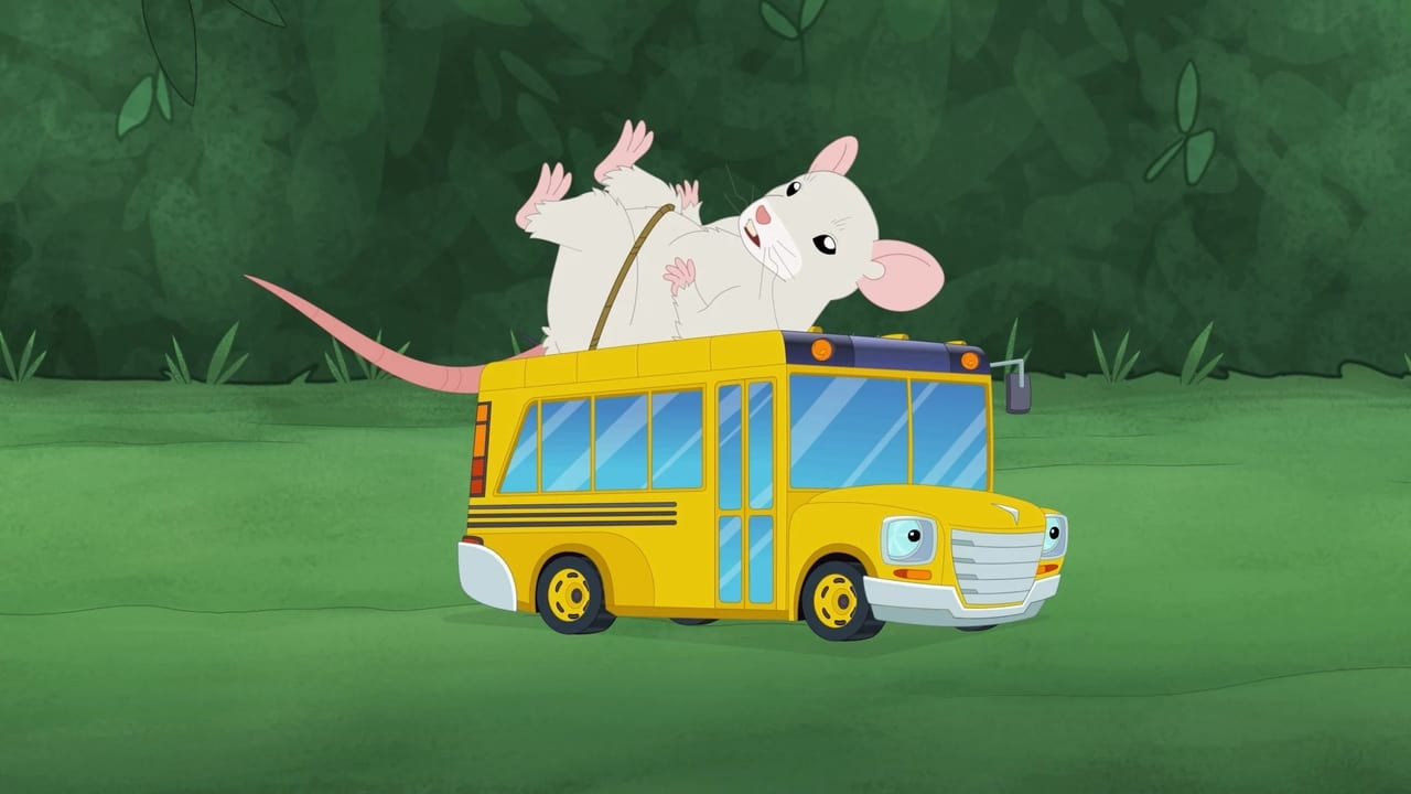 The Magic School Bus Rides Again Episode: I Spy with my Animal Eyes