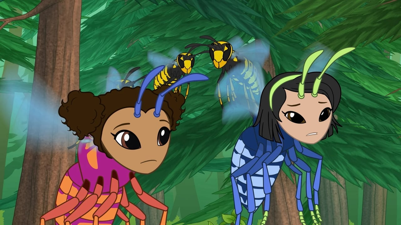 The Magic School Bus Rides Again Episode: Tim and the Talking Trees