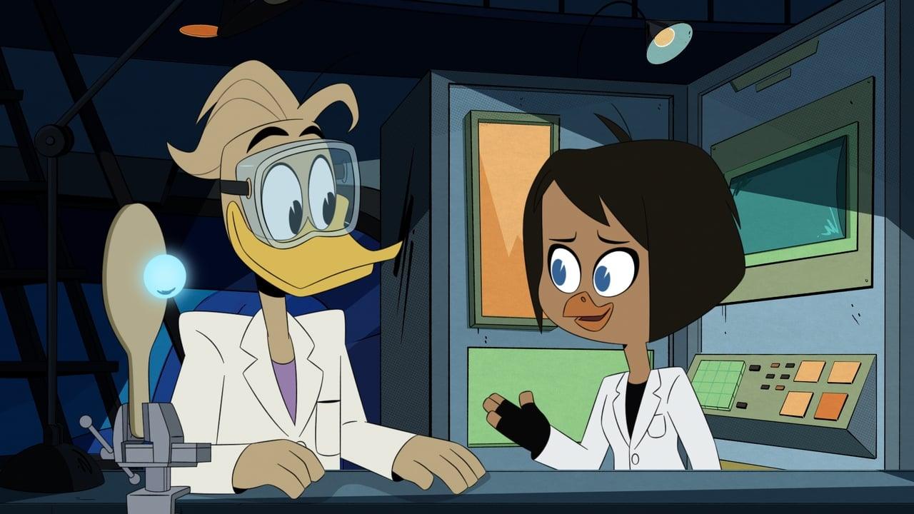 DuckTales Episode: The Dangerous Chemistry of Gandra Dee