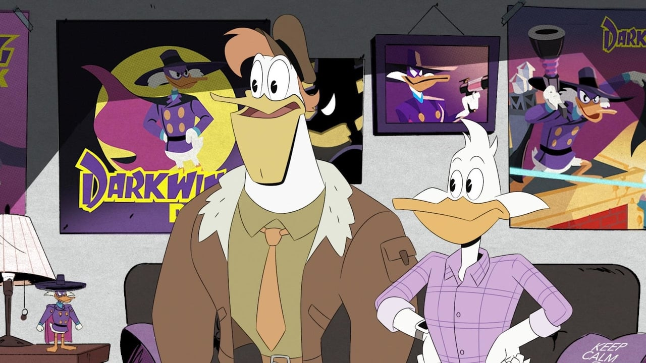 DuckTales Episode: The Duck Knight Returns