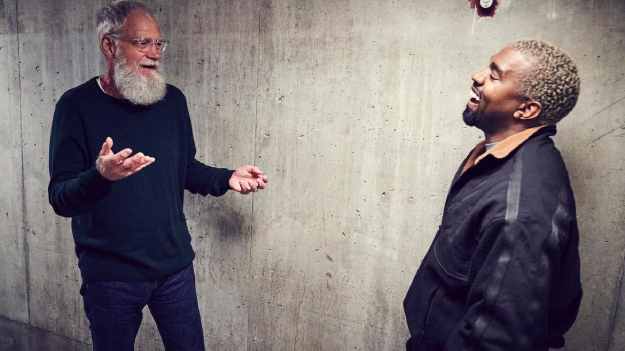 My Next Guest Needs No Introduction With David Letterman Episode: Kanye West