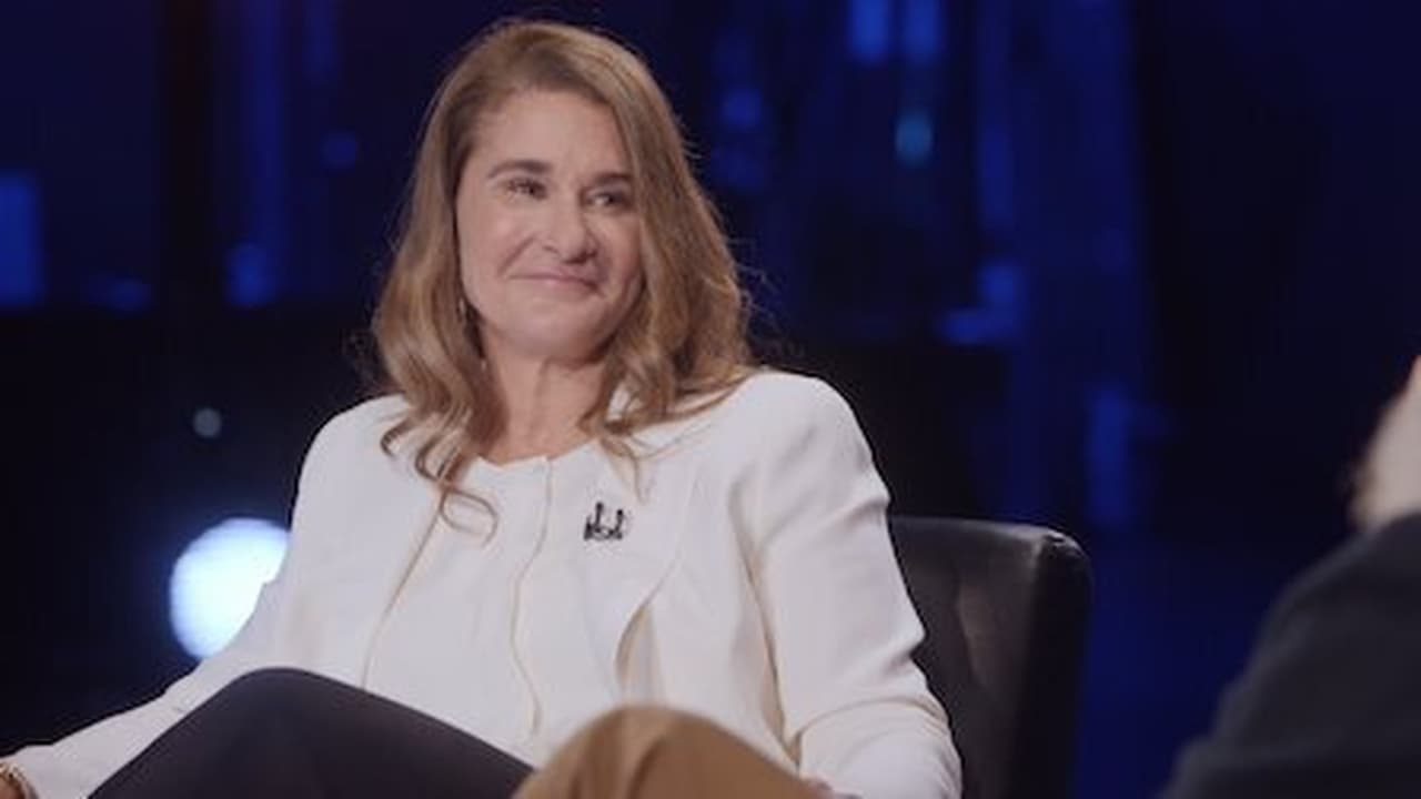 My Next Guest Needs No Introduction With David Letterman Episode: Melinda Gates
