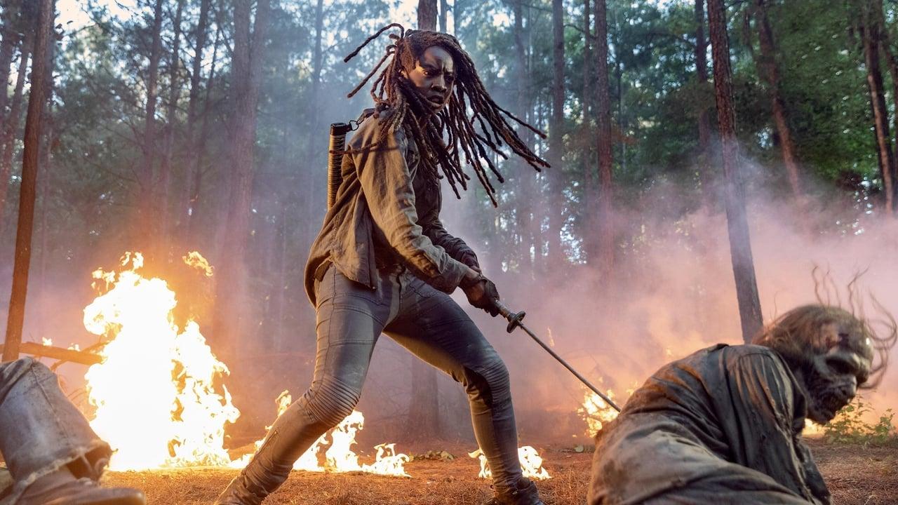 The Walking Dead Episode: Lines We Cross