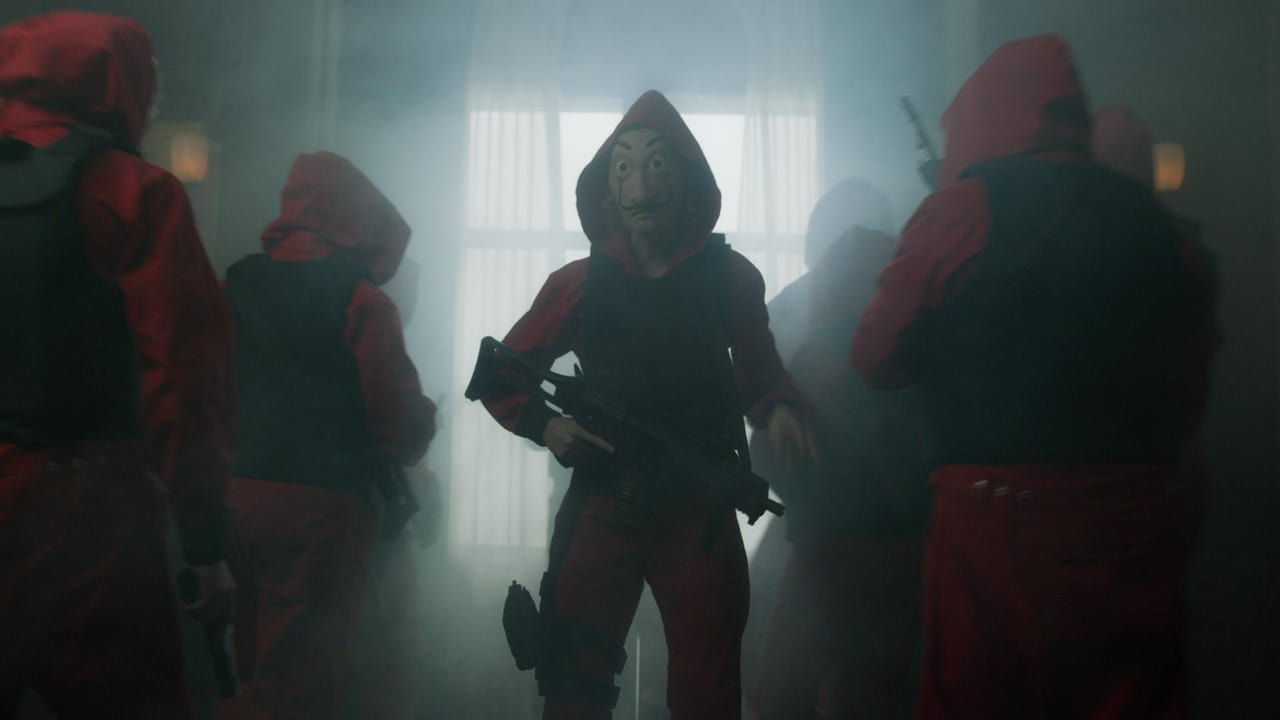 Money Heist Episode: The Red Boxes