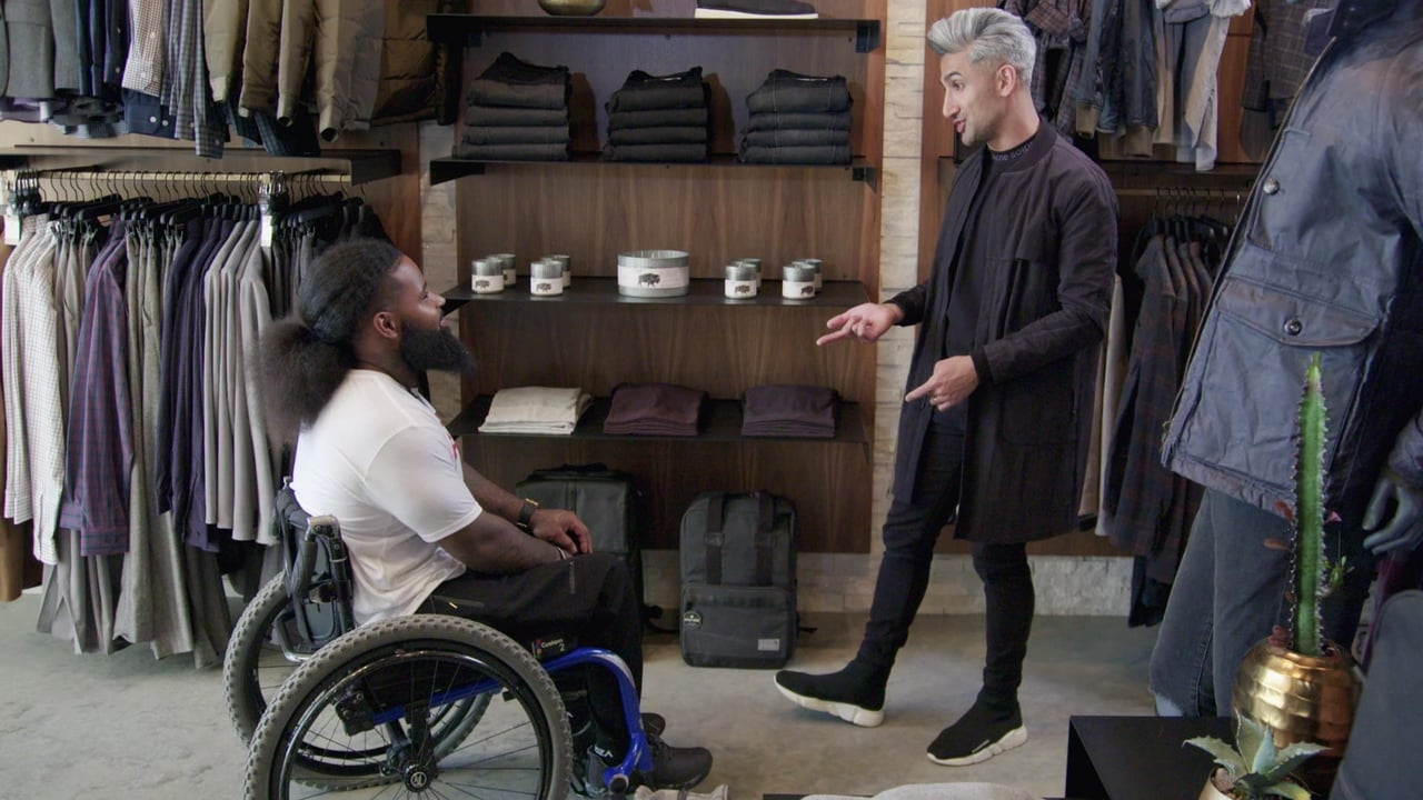 Queer Eye Episode: Disabled but Not Really