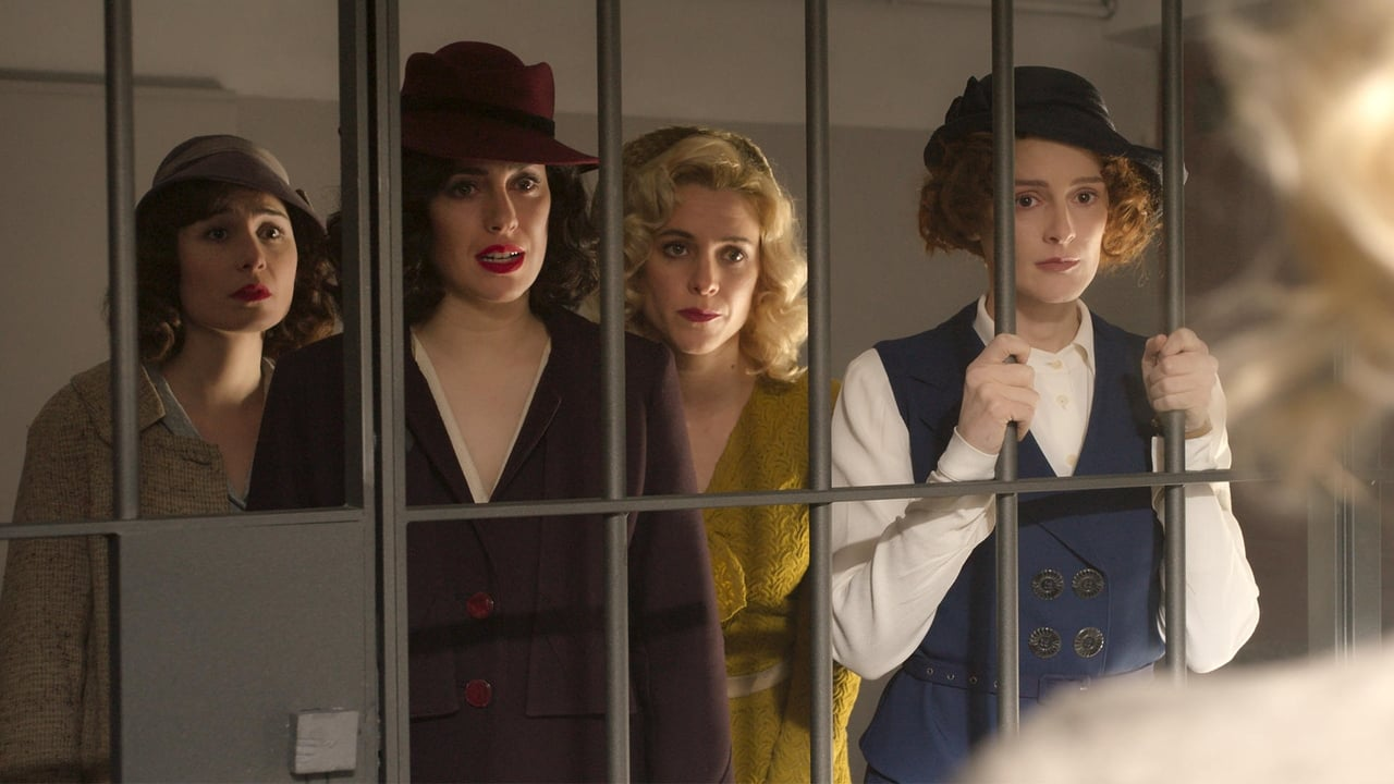 Cable Girls Episode: Chapter 28 Fear