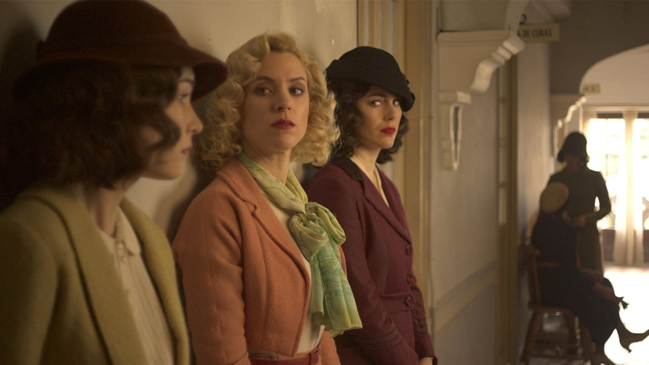 Cable Girls Episode: Chapter 29 Life
