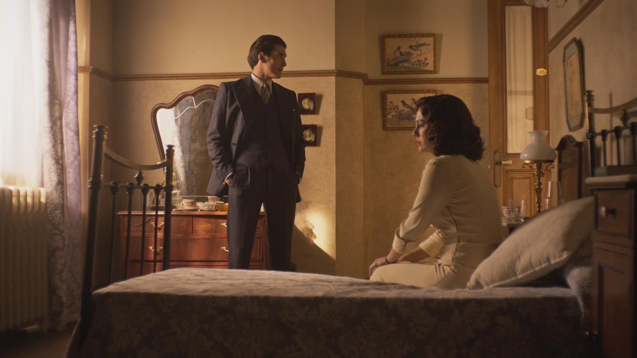 Cable Girls Episode: Chapter 31 Happiness