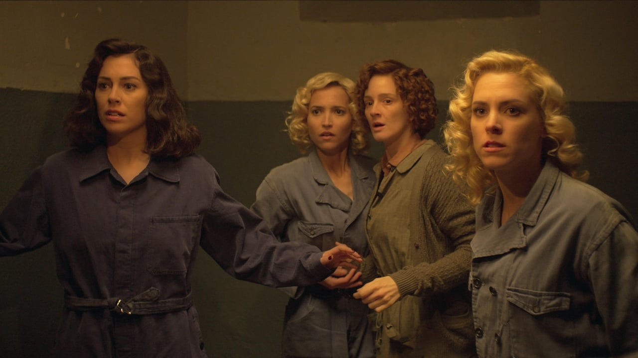 Cable Girls Episode: Chapter 32 Luck