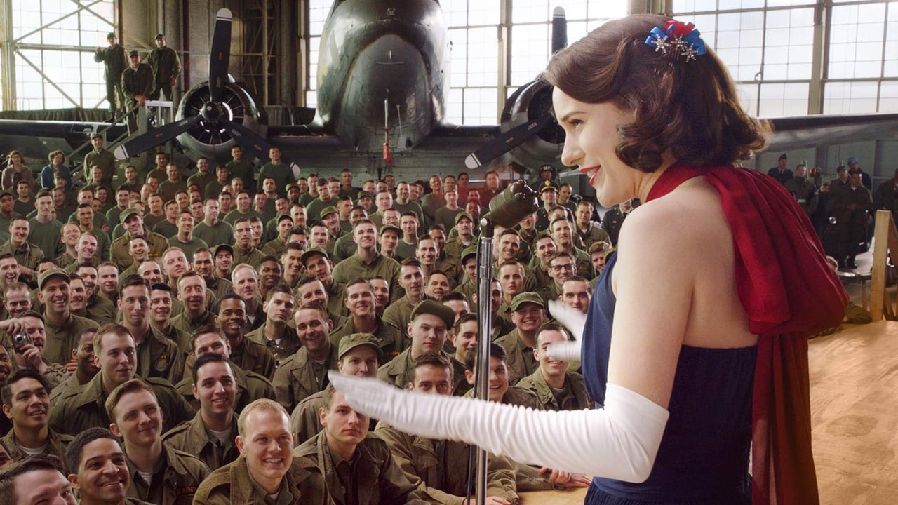 The Marvelous Mrs Maisel Episode: Strike Up the Band